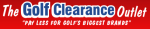Golf Clearance Outlet Coupon Australia - January 2018