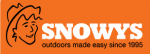 snowys Discount Code Australia - January 2018