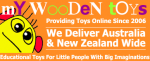 My Wooden Toys Discount Code Australia - January 2018