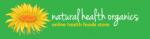 Natural Health Organics Coupon Australia - January 2018