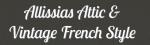 Allissias Attic Discount Code Australia - January 2018